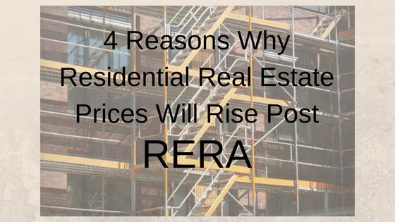 RERA A Positive Step in Real Estate