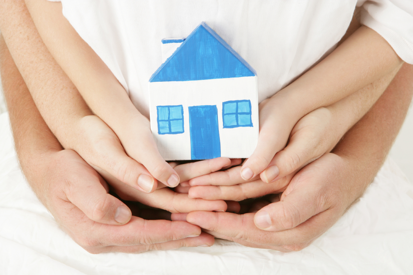 How owning the property jointly favors a married couple