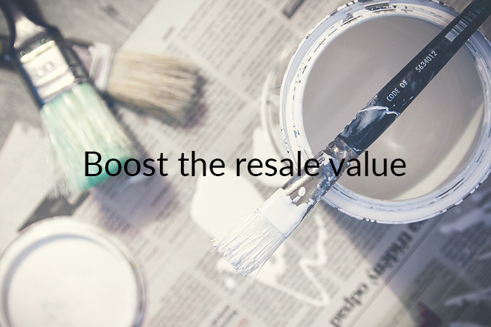 How you can boost the resale value of your apartment