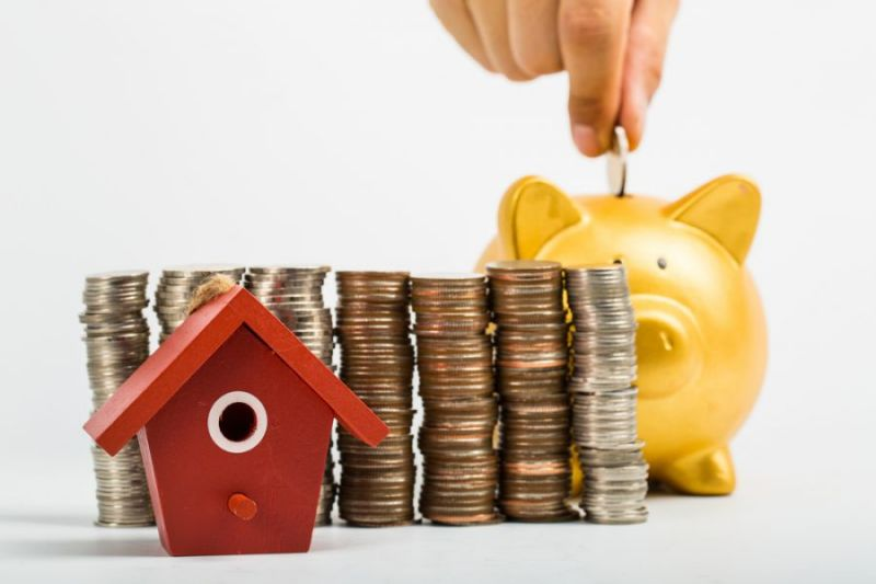 Tips to save money for a house in one year
