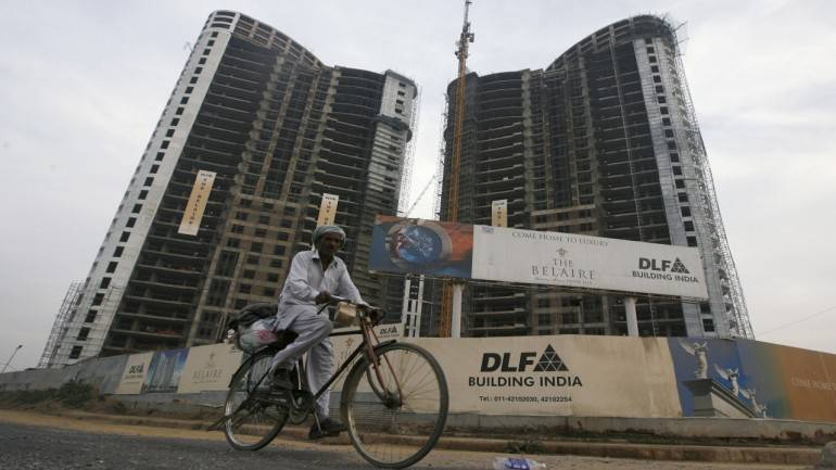 DLF sells 9 acres to American Express for Rs 300 crore