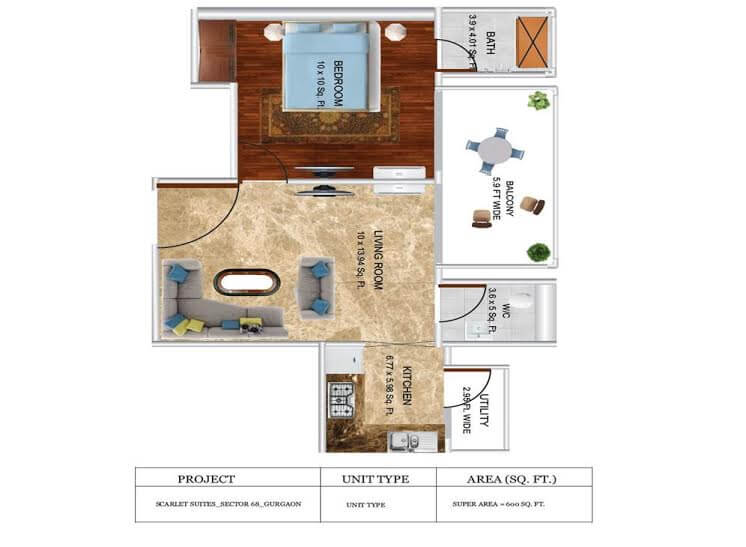 Floor Plan Layout Plan