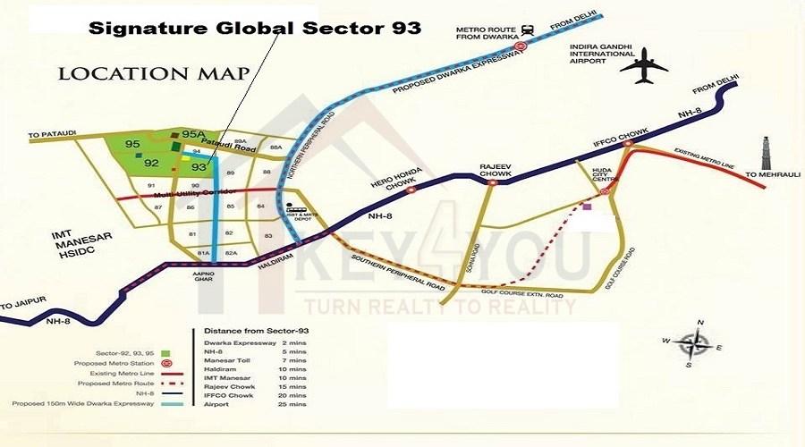 Signature Orchard Avenue Layout Plan