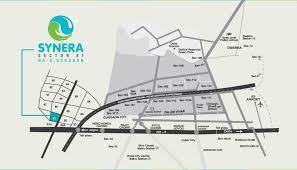 Signature Synera Layout Plan