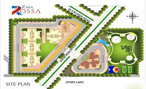 Zara Rossa Layout Plan
