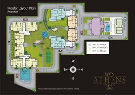 MVN ATHENS Layout Plan