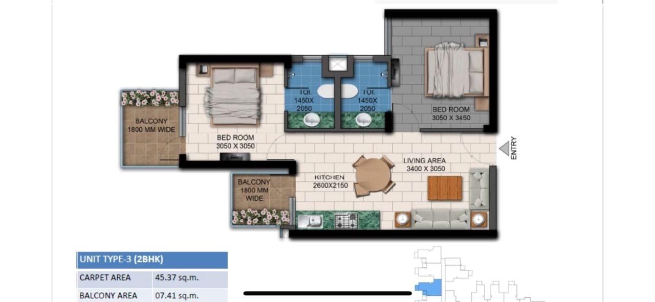 3 Layout Plan