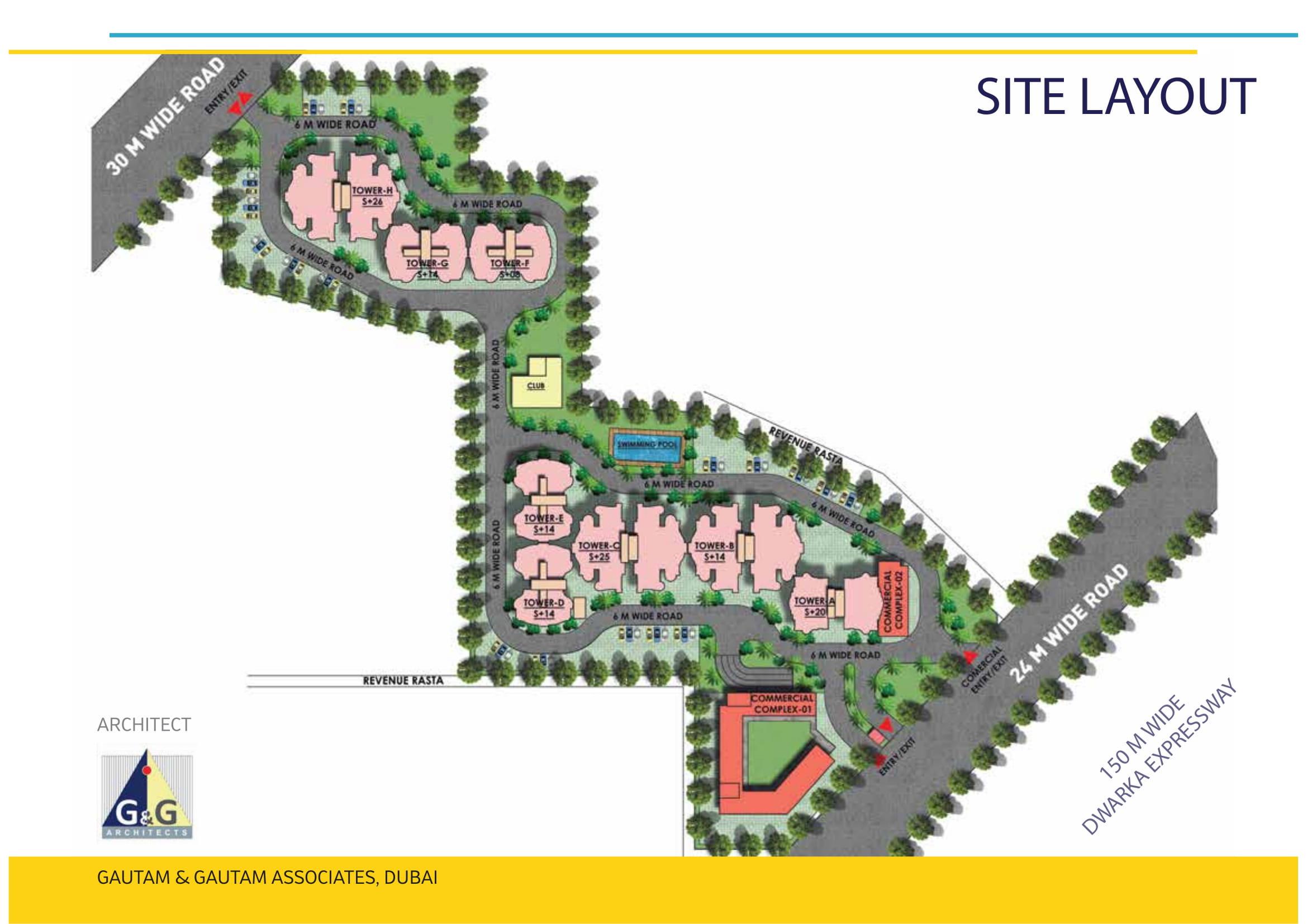 Mahira Homes 103 Layout Plan
