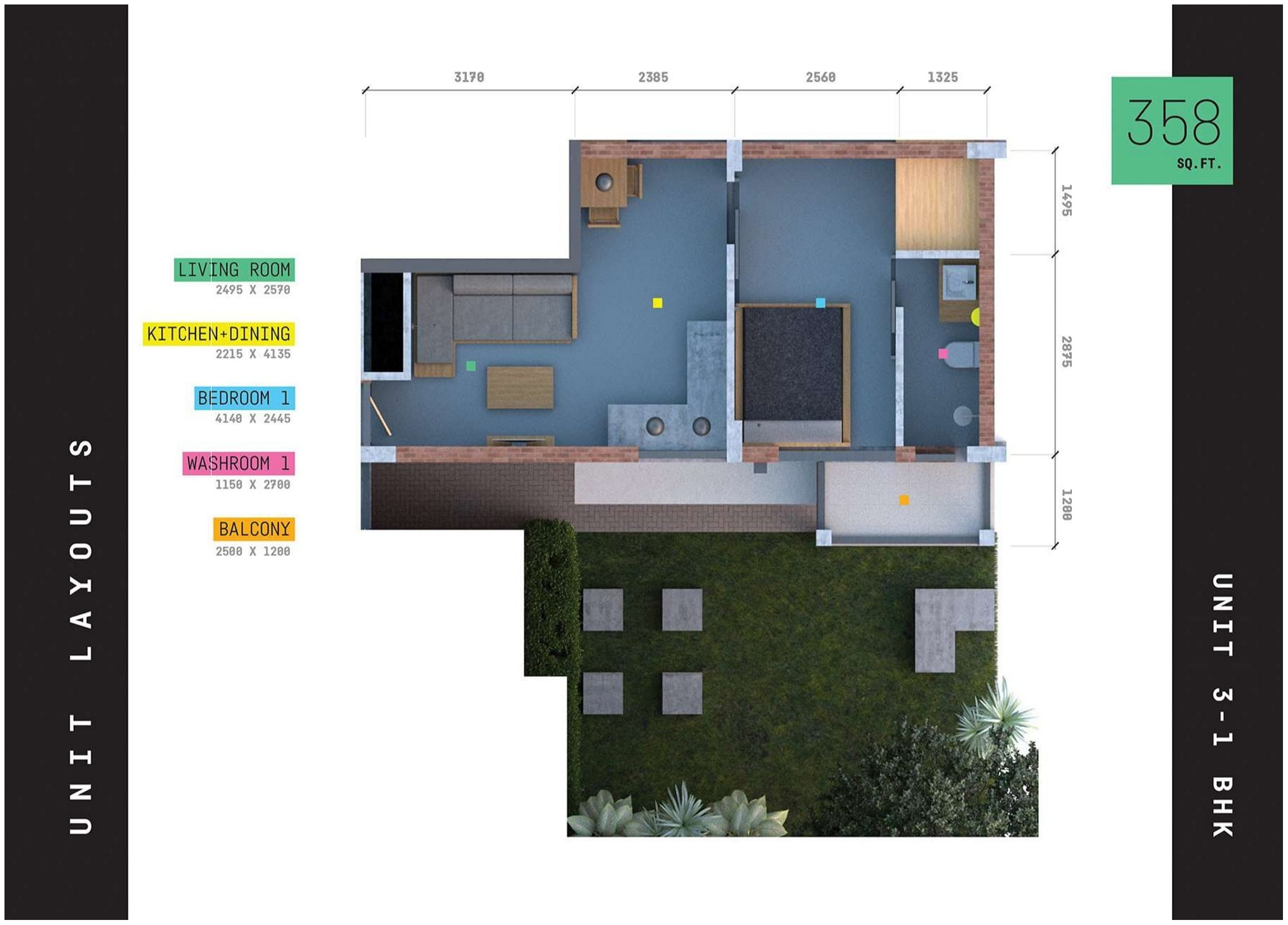 3 Layout Plan