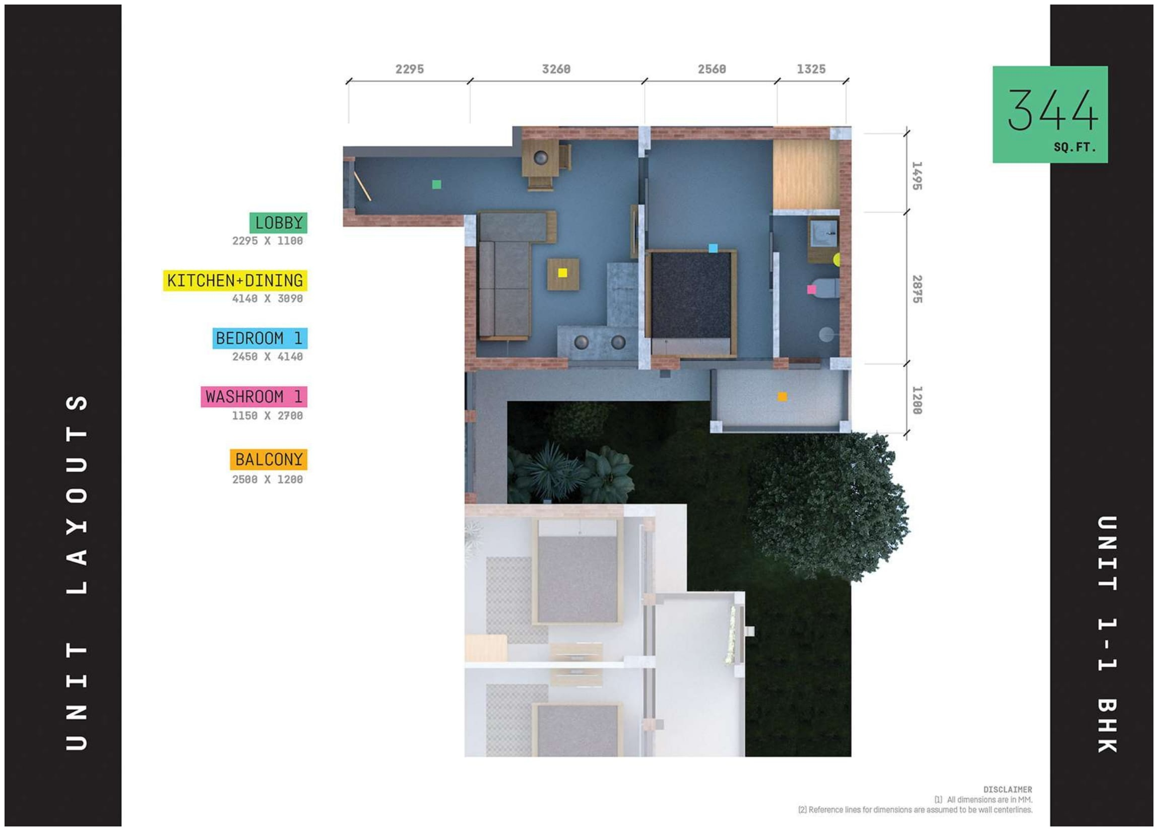 1 Layout Plan