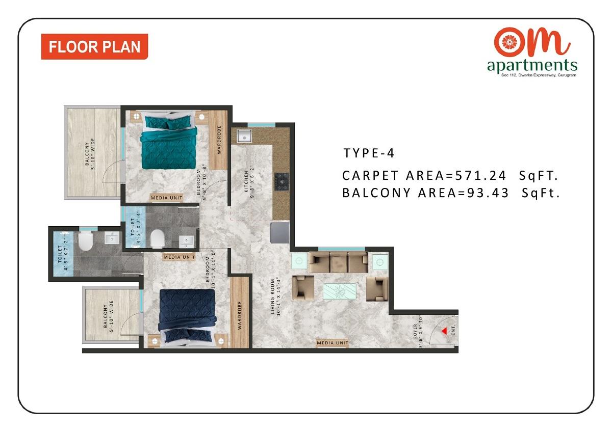 4 Layout Plan