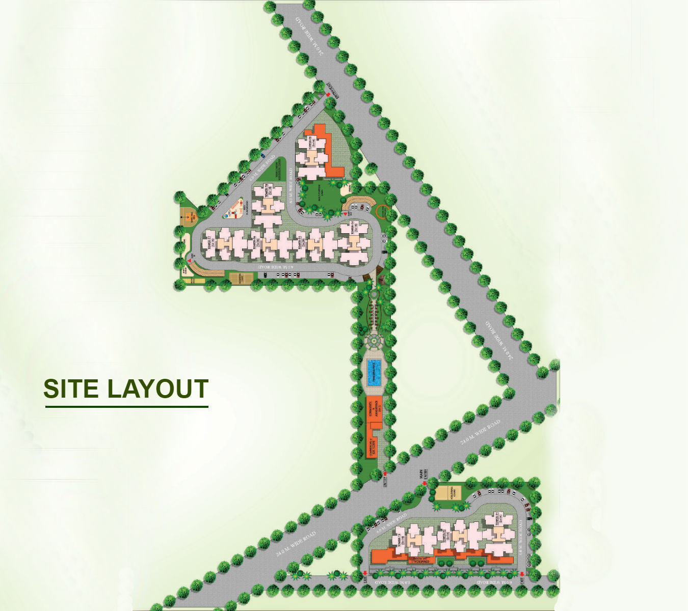 Mahira Homes 95 Layout Plan