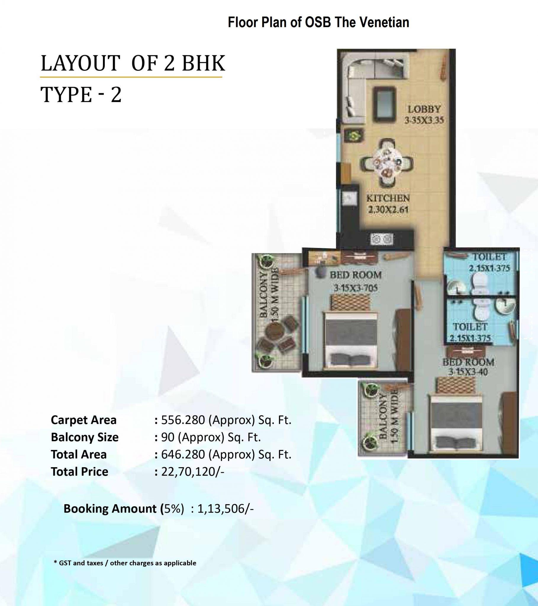 2 Layout Plan