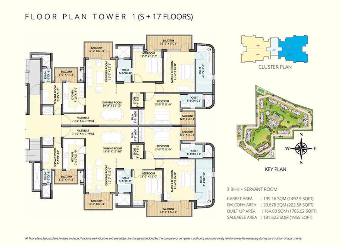 1 Layout Plan