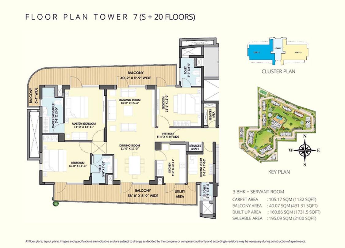 7 Layout Plan