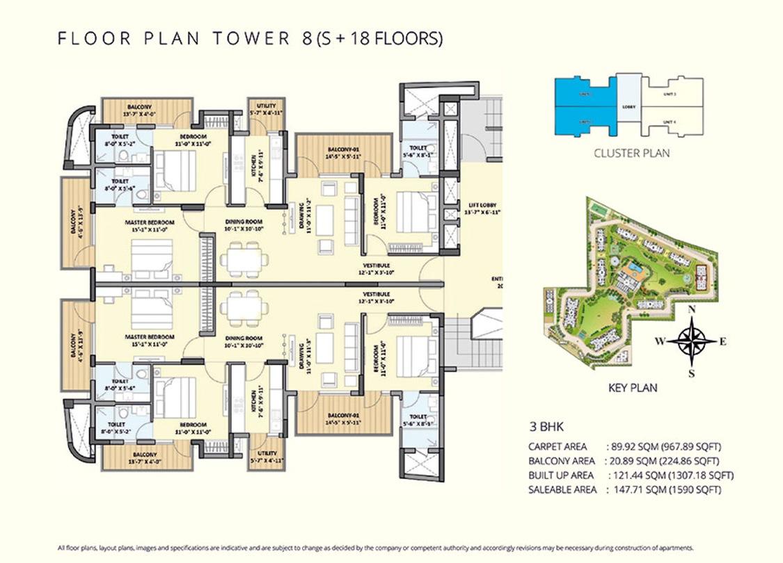 8 Layout Plan