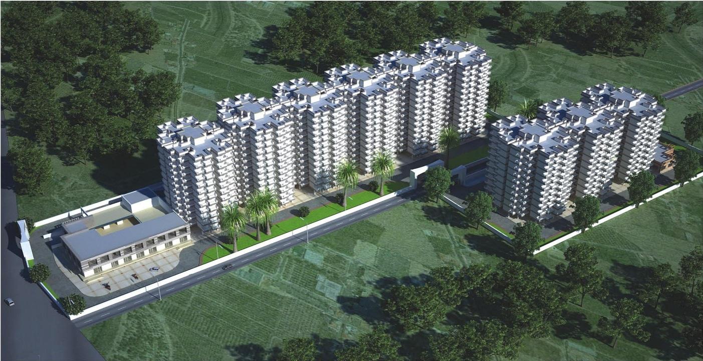 Pareena Laxmi Apartments