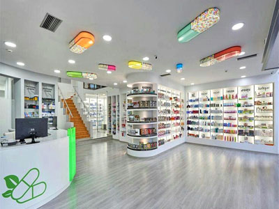 MEDICAL SHOP WITHIN THE COMPLEX