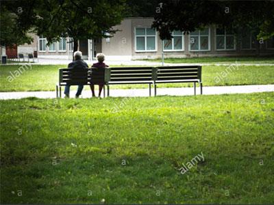 SITTING AREA FOR ELDER'S